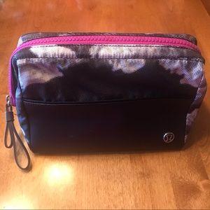 Lululemon Athletica Cosmetic Bag